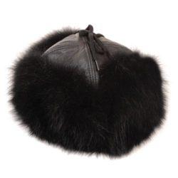 chapeau-fourrure-chat-sauvage
