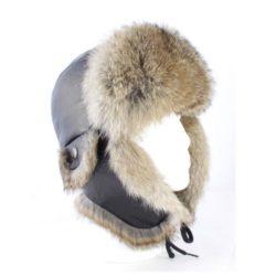 chapeau-aviateur-fourrure-lapin