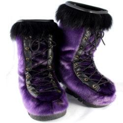 botte-violet
