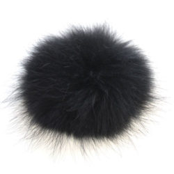 pompon-noir